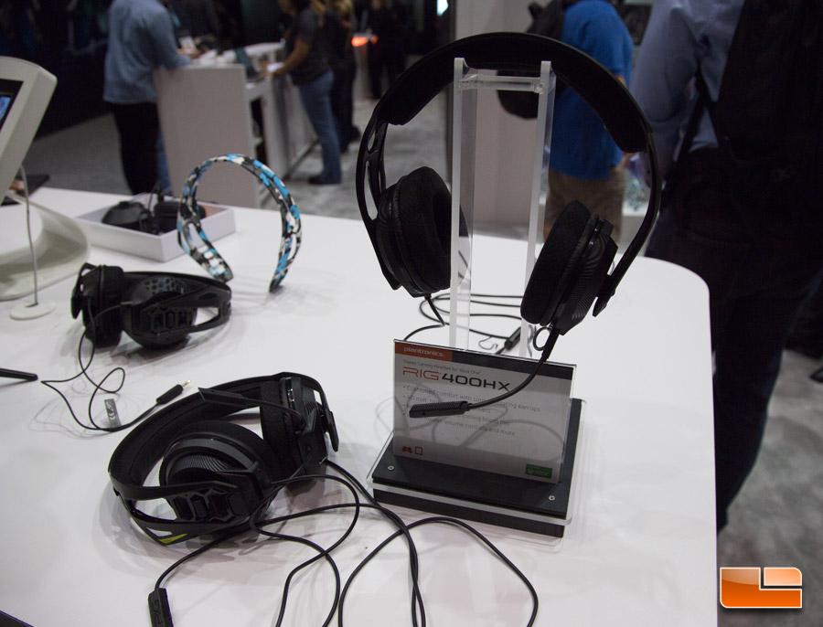 Plantronics Unveils Three New Rig Gaming Headset Lines