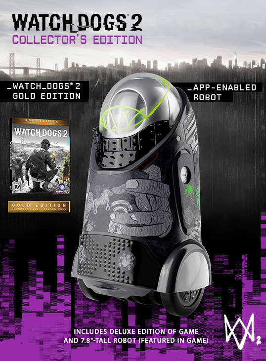 premier mission watch dogs