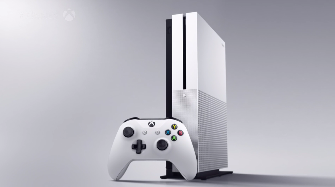 New Xbox One Game Announced : Two new consoles announced at e microsoft press