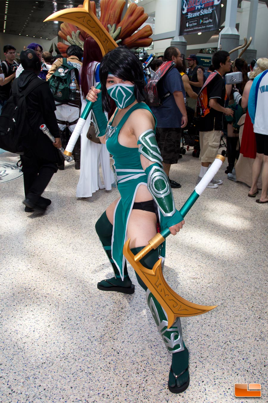 Anime Expo 2016 Impressions and Huge Cosplay Gallery ...