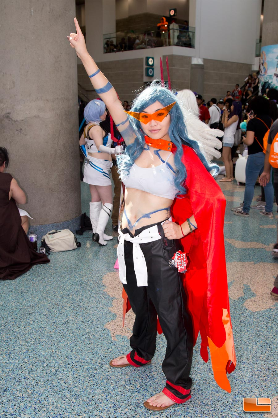 Anime Expo 2016 Impressions And Huge Cosplay Gallery