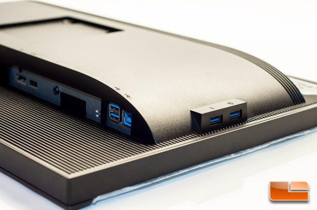 Acer Predator XB271HU - Ports