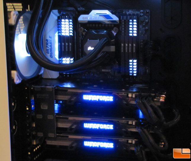 Corsair Vengeance LED DDR4