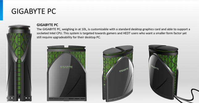 Gigabyte PC