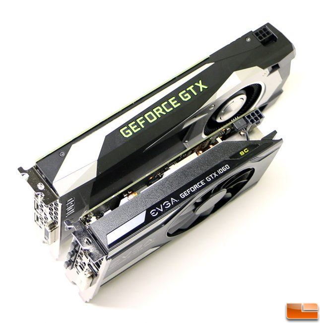 GeForce GTX 1060 Power Connectors