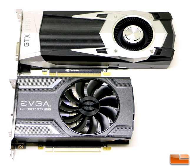 GeForce GTX 1060 Video Cards