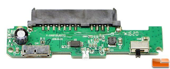 Inateck FE2010 PCB