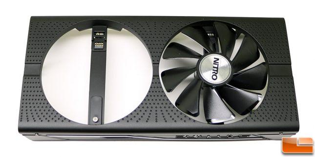 Sapphire Nitro Radeon RX 480 Fan