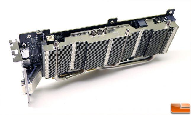 Sapphire Nitro Radeon RX 480 Heatsink