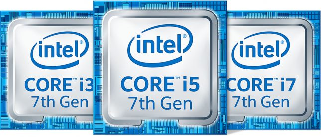 New 7th Gen Intel Core Logo