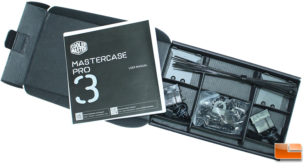 cooler master mastercase pro 5 how to connect fans