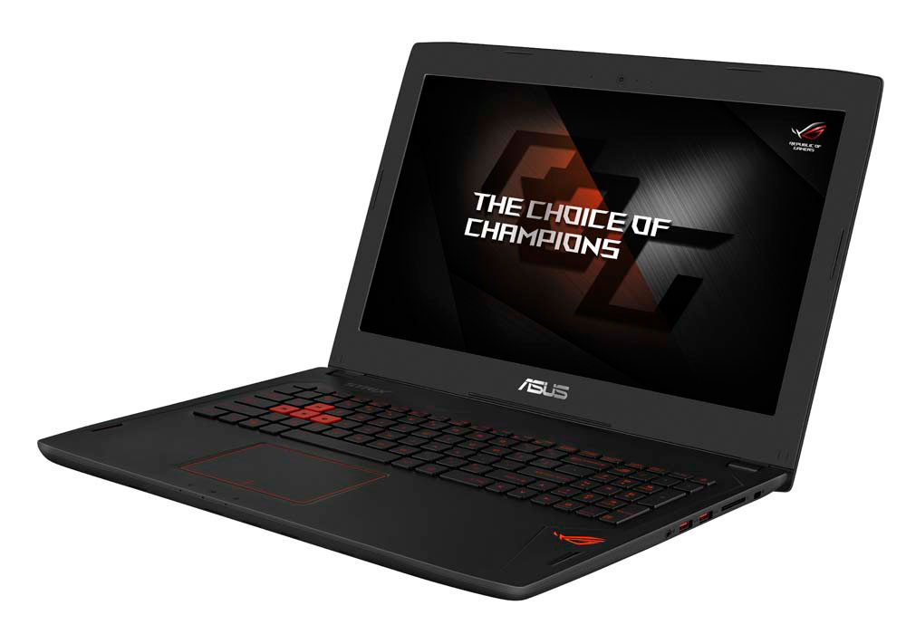 ASUS ROG Strix GL502 Gaming Notebook Review - GL502VS-DB71 - Legit ReviewsASUS ROG Strix GL502 ...
