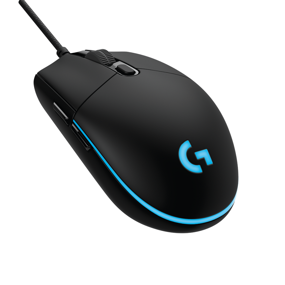Logitech pro gaming mouse promises to click on forever