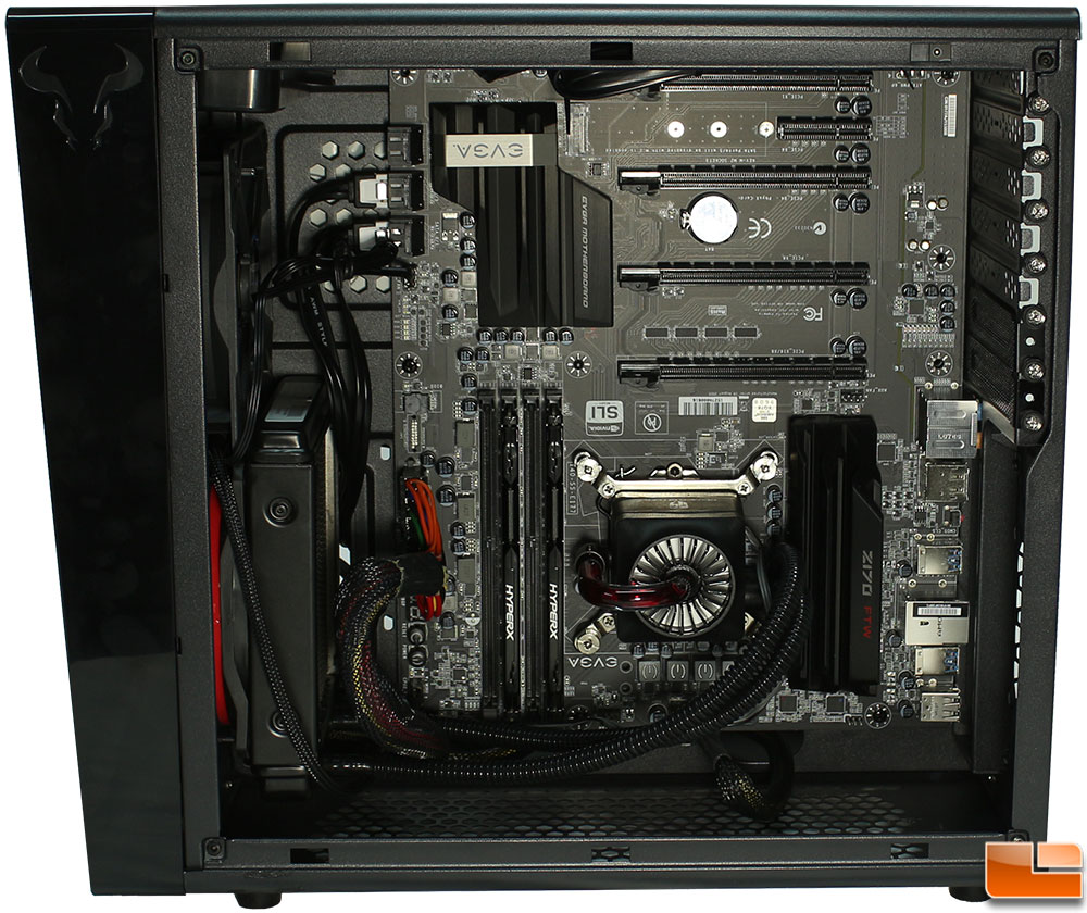 Riotoro Cr1080 Tiny Atx Case Review Page 4 Of 5 Legit