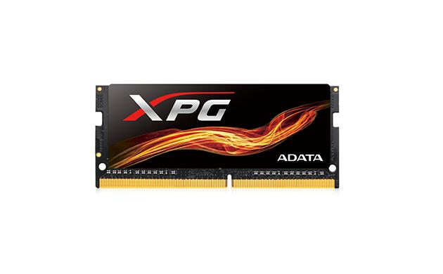 ADATA Launches XPG Flame DDR4 Memory SO-DIMM