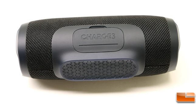 JBL Charge 3 Back Waterproof Panel
