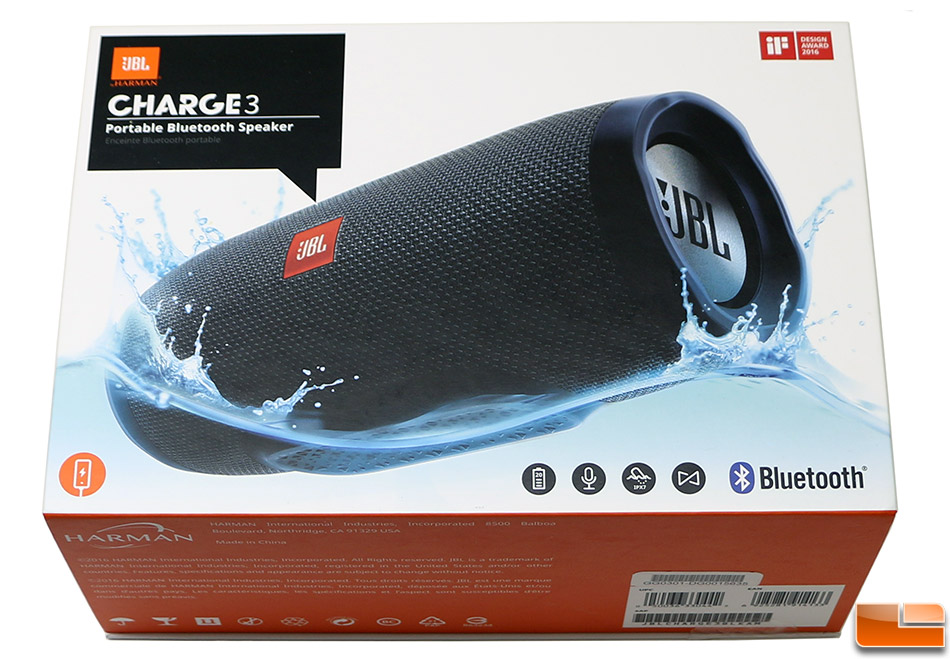 jbl charge 3 bluetooth speaker review legit reviewsjbl. Black Bedroom Furniture Sets. Home Design Ideas