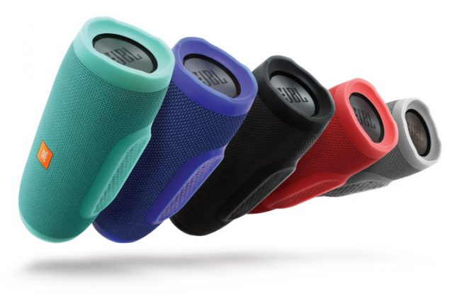 JBL Charge 3 Colors