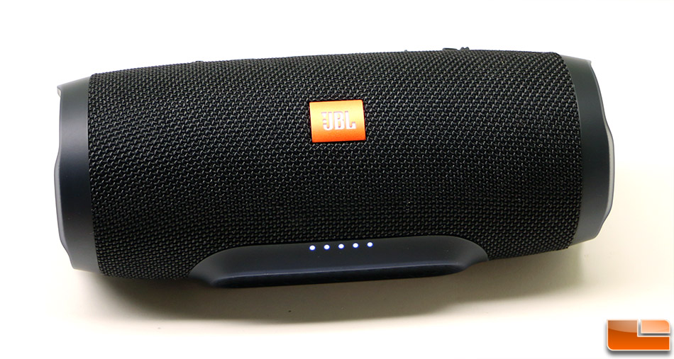JBL Charge 3 Bluetooth Speaker Review - Legit ReviewsJBL Charge 3 Review