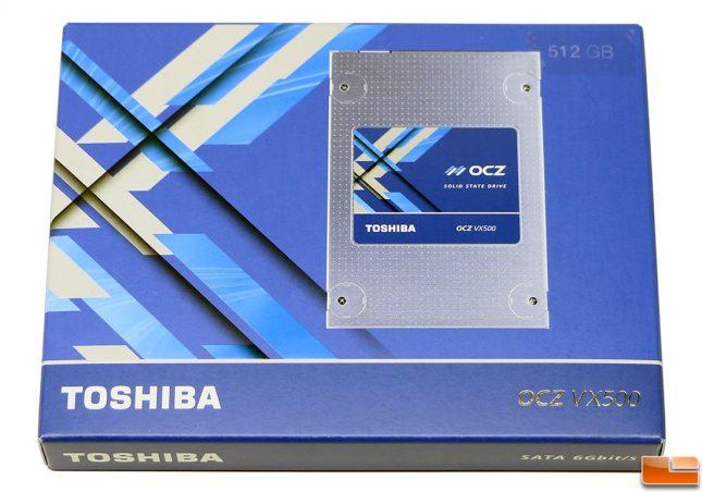 Toshiba-OCZ VX500 512GB SSD