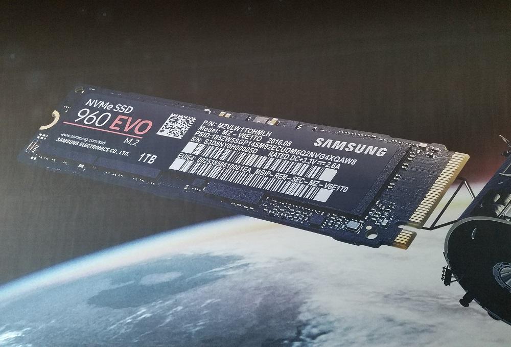 samsung 960 pro 1tb. samsung ssd 960 evo m.2 nvme drive pro 1tb