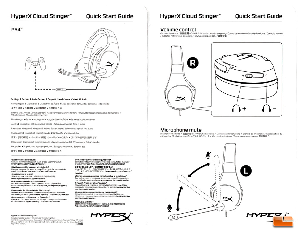Hyperx Cloud Stinger Gaming Headset Review