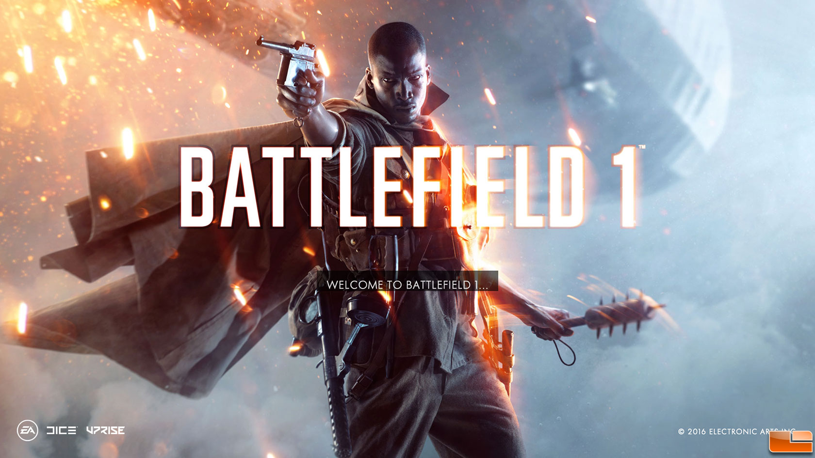 Battlefield 1 Dx12 Benchmarks Three Resolutions Tested