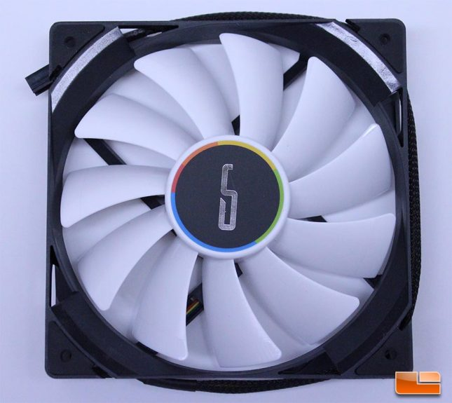 Cryorig QF120 Fan
