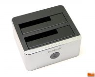 Inateck FD2102 Docking Station With Offline Cloning