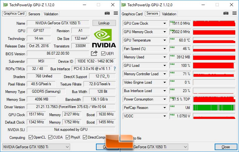 How to disable boost and manually set clocks on 1050Ti
