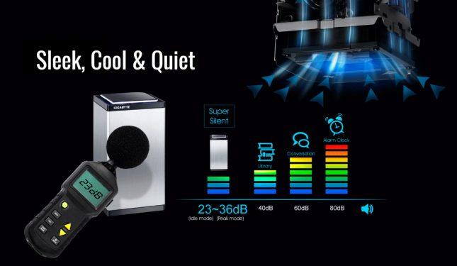 Brix Gaming UHD Fan Noise
