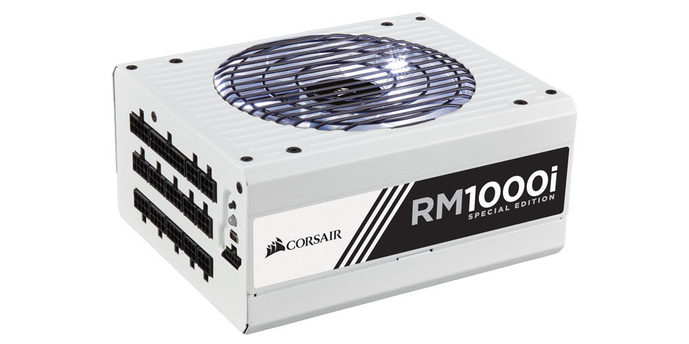 Corsair Rm1000i Special Edition White Psus Hit Ebay At