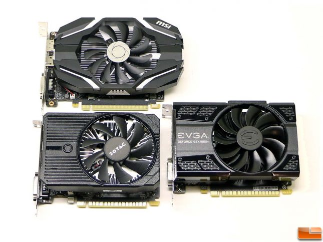 GeForce GTX 1050 Ti Roundup Review