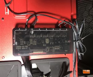 Cooler Master MasterCase Maker 5t Control Box