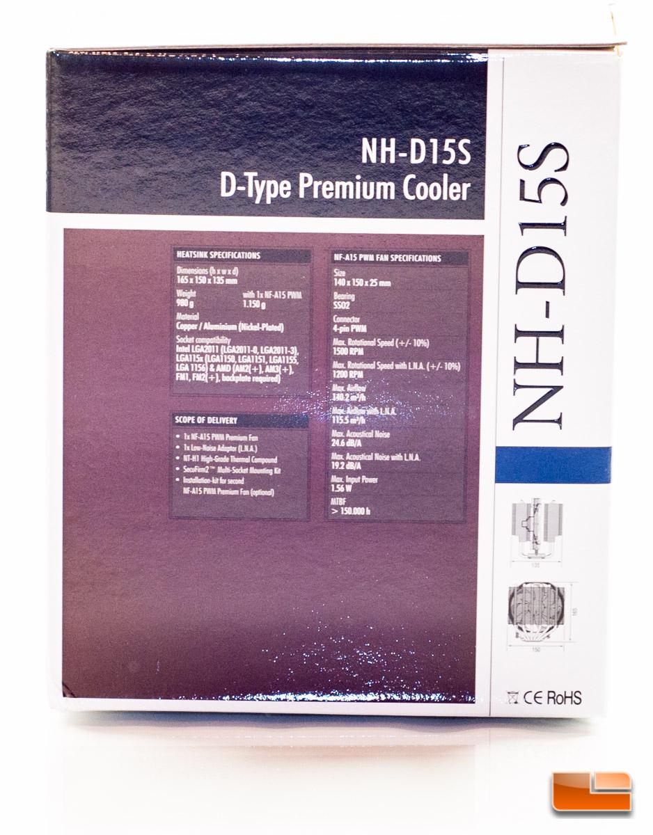 Noctua Nh D15s Versus D15 Cpu Cooler Review Legit Kipas Fan Processor Heatsink King For Intel Lga 775 Box