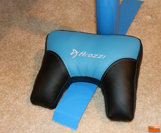 Arozzi Arena Gaming Desk and Chair Color Off