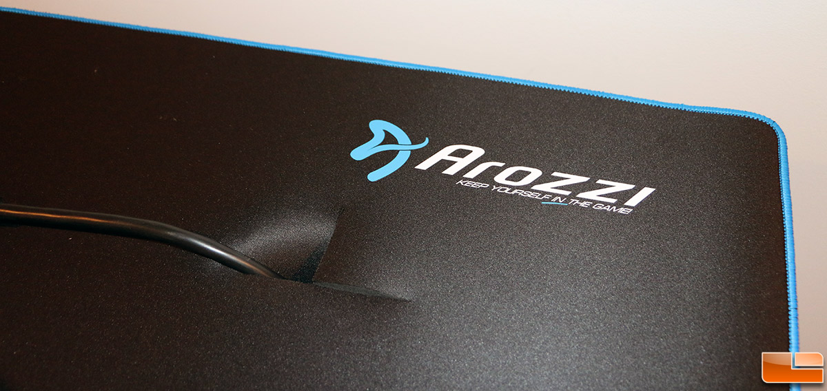 Arozzi Arena Gaming Desk Mousepad
