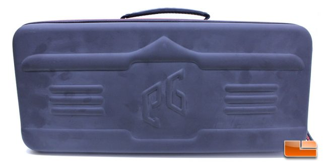 EpicGear DeFiant Assassin Gaming Case
