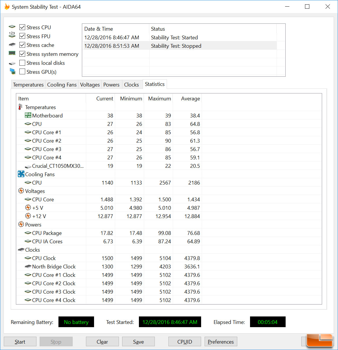 Stress Test Your Computer: Intel Core I7-7700K Processor Review
