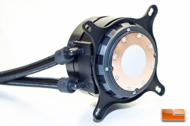 NZXT All-New Kraken - Pump - Cold Plate