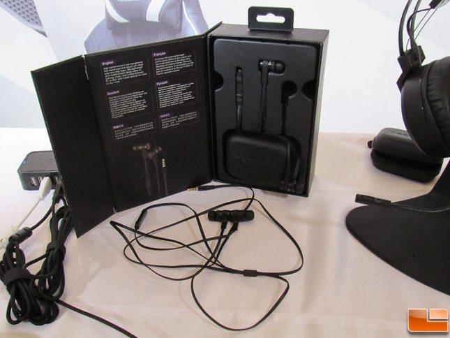 Tesoro Tuned In-Ear Pro Headphone