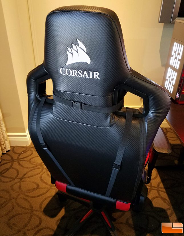 Corsair T1 Race Gaming Chair Back