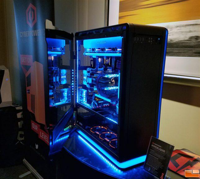 CyberPower HyperLiquid