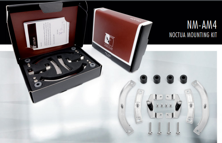 noctua am4 CPU mounting kit