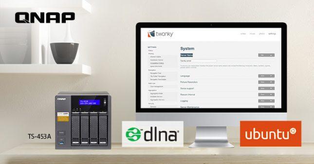 QNAP DLNA NAS Server