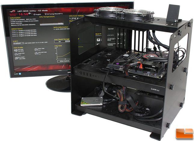 ASUS STRIX Z270G Gaming