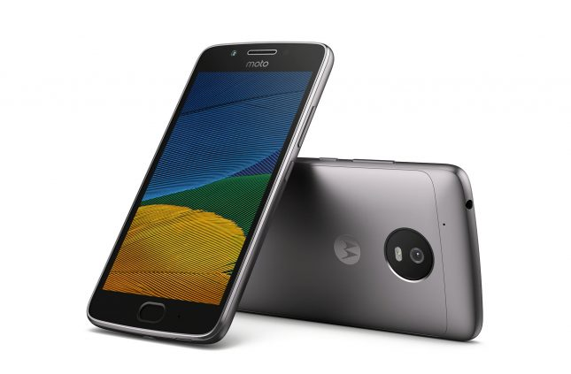 Motorola Mobility Outs Moto G5 and Moto G5 Plus at MWC 2017