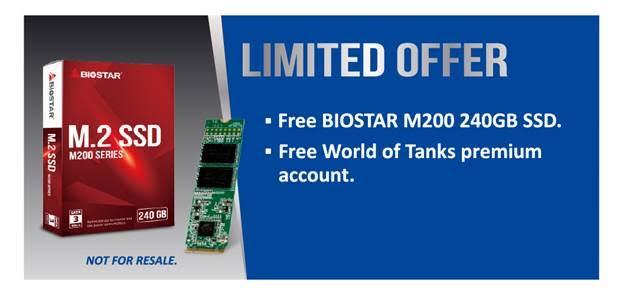 Biostar SSD