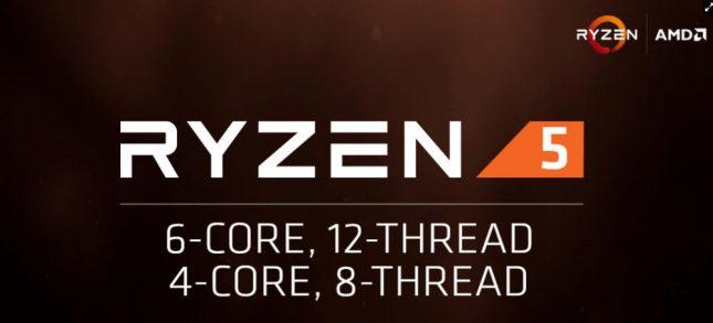 AMD Ryzen 5 Processor Series