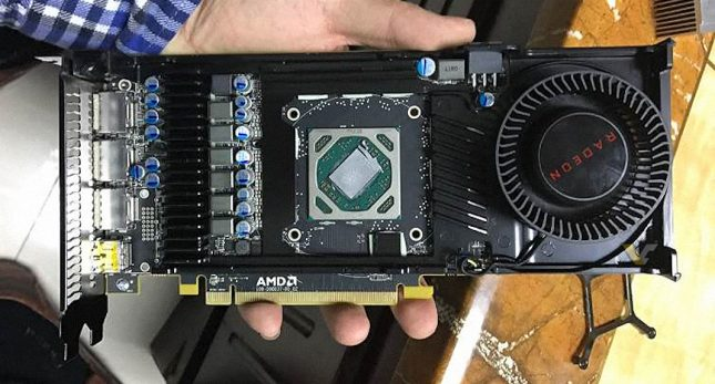 AMD Radeon RX 570 and RX 580